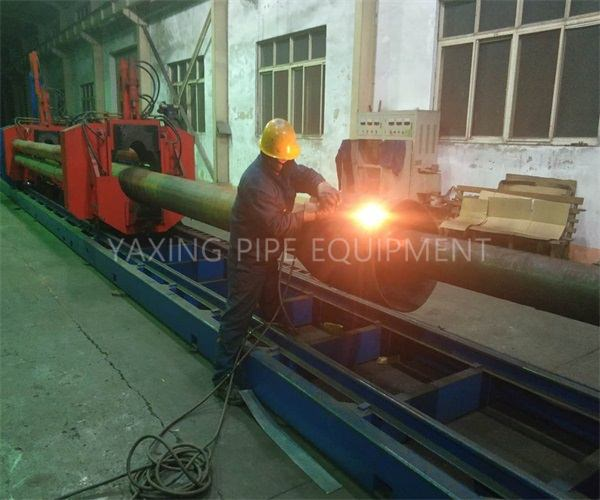 THE TAPERED PIPE OF OXYGEN LANCE FOR CHENGDE STEEL