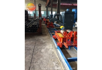 MGN-II-φ200 Steel Tube Grinding Equipment Delivery Smoothly