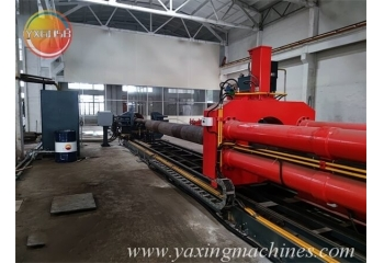 "Φ 32"" Thermal Expansion Pipe Production Line Instation And"